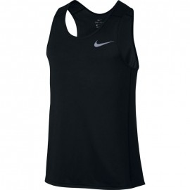 Nike M NK DRY MILER TANK - Herren Laufshirt