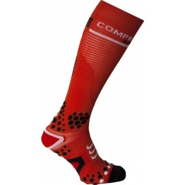 Compressport FULL SOCKS V2 - Kniestrümpfe