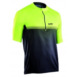 Northwave TRAIL SHORT JERSEY - Radtrikot