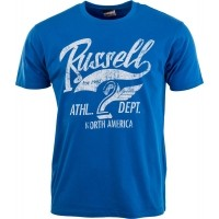 Russell Athletic WITH SCRIP TEE