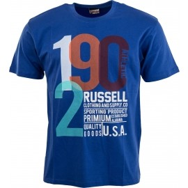 Russell Athletic RUSSELL 1902 TEE - Herren T- Shirt