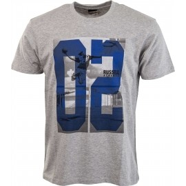 Russell Athletic PHOTO EFFECT TEE - Herren T- Shirt