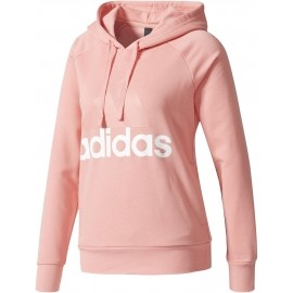 adidas ESSENTIALS LINEAR OVER HEAD HOODIE - Damen Hoodie