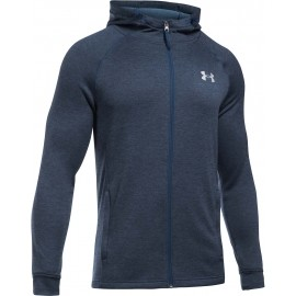 Under Armour TECH TERRY FITTED FZ HOODIE - Herren Hoodie