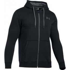 Under Armour RIVAL FITTED FULL ZIP - Herren Hoodie