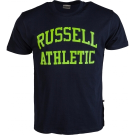 Russell Athletic ARCH LOGO - Herren T- Shirt Russel Athletic
