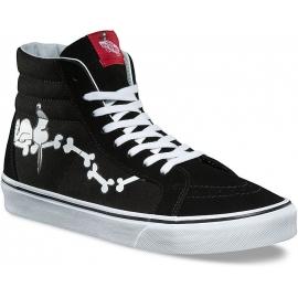 Vans SK8-HI REISSUE (PEANUTS) SNOOOPY Black - Peanuts Herren Sneaker