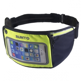 Runto RT-WINDOW-YELLOW OPASEK WINDOW - Handy-Bauchtasche