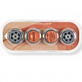 Rollerblade WHEELS PACK 80-82A+SG7 - Inlineskates Ersatzrollen Set