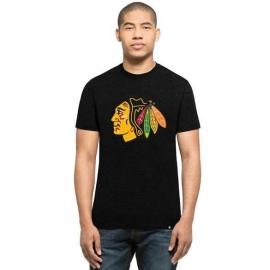 47 NHL CHICAGO BLACKHAWKS 47 CLUB TEE - Herren T- Shirt