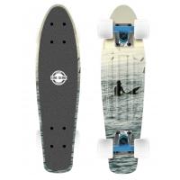 Long Island POINT22 - Mini Longboard aus Kunststoff