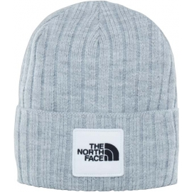 The North Face LOGO BOXED CUFFED BEANIE - Wintermütze