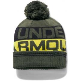 Under Armour MEN'S RETRO POM BEANIE 2.0 - Herren Mütze
