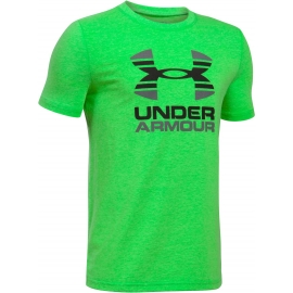 Under Armour TWO TONE LOGO SS T