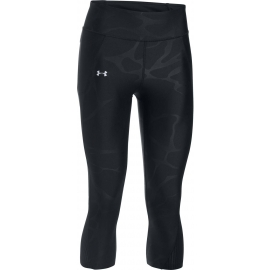 Under Armour FLY BY PRINTED CAPRI - Damen Kompressions-Tights