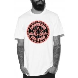 Converse NEON CP TIGER FILL TEE - Herren T- Shirt