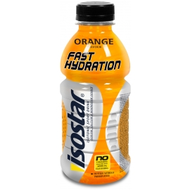 Isostar PET 500ML ORANGE - Energy-Drink