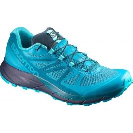 Salomon SENSE RIDE W - Damen Trailrunning-Schuhe