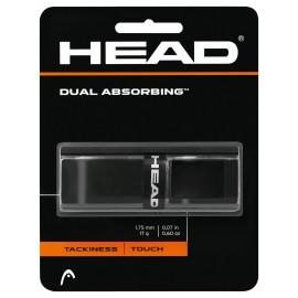 Head Dual Absorbing black - Basisgriffe