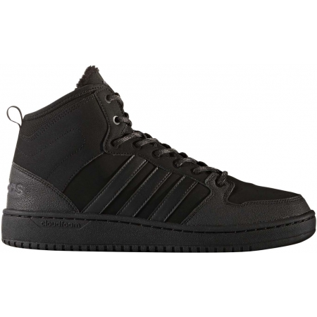 adidas neo sneaker cloudfoam hoops mid wtr