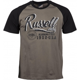 Russell Athletic HERREN T-SHIRT RAGLAN
