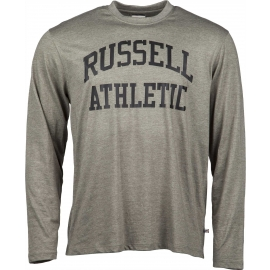 Russell Athletic ICONIC ARCH LOGO - Herren Langarmshirt