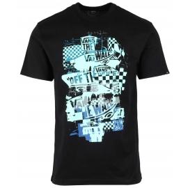 Vans OTW CHECKER BLASTE - Herren T- Shirt