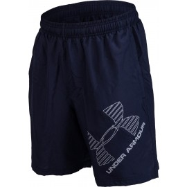 Under Armour INTL GRAPHIC WOVEN SHORT - Herrenshorts
