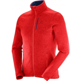 Salomon BISE FZ M - Herrenjacke
