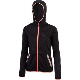 Klimatex LENCI - Damen Softshell Jacke mit Kapuze