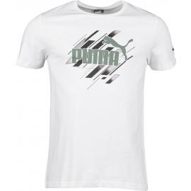 Puma NO 1 LOGO GRAPHIC - Herren-T-Shirt
