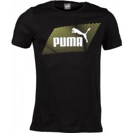 Puma HERZO LOGO GRAPHIC - Herren-T-Shirt