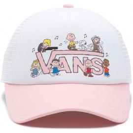 Vans PEANUTS DANCE PARTY OL - Damen Truckemütze Peanuts