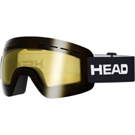 Head SOLAR YELLOW - Skibrille