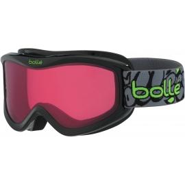 Bolle VOLT BLACK FRAFFITI - Die Skibrille ist für Kinder ab 6 Jahren geeignet.