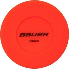 Bauer FLOOR HOCKEY PUCK - Plastik Puk
