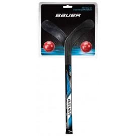 Bauer MINI STICK SET - Hockeyschläger mit Ball