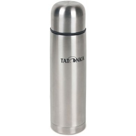 Tatonka HOT COLD STUFF 1 L - Edelstahl Trekking-Thermosflasche