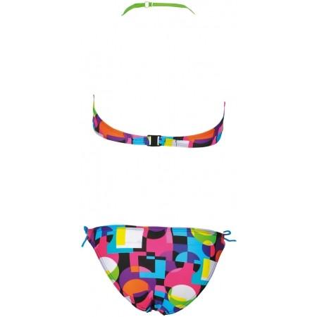 Mädchen Bikini - Arena MARBLE JR BANDEAU - 4