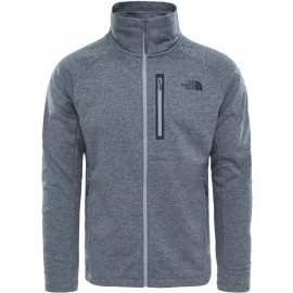 The North Face CANYONLANDS FULL ZIP M - Herren Fleecejacke