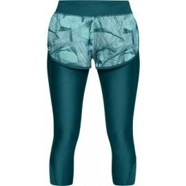 Under Armour ARMOUR FLY FAST PRNT SHAPRI - Damen Laufshorts 2 in 1