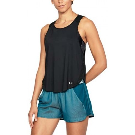 Damen Unterhemd - Under Armour VIVID KEY HOLE BACK TANK - 4