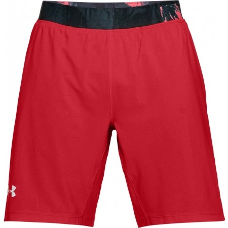 Herren Laufshorts 2 in 1 - Under Armour LAUNCH SW LONG SHORT - 1