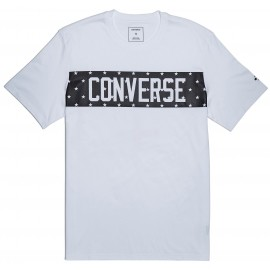 Converse STAR BLOCK TEE - Herren Trikot