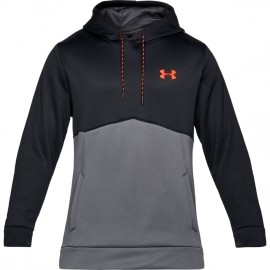Under Armour AF ICON SOLID PO HOOD - Herren Sweatshirt