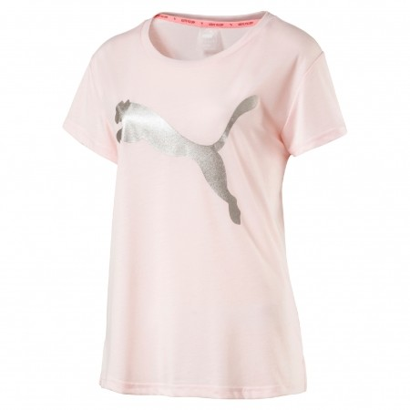 T-Sportshirt für Damen - Puma URBAN SPORTS - 1