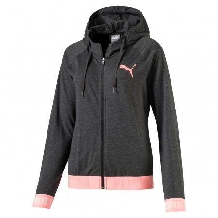Damen Sweatshirt - Puma ACTIV ESS BANDED - 1