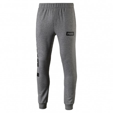 Herren Sporthose - Puma REBEL SWEAT PANTS - 1