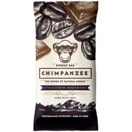 Chimpanzee ENERGY BAR CHOCOLATE ESPRESSO 55 G