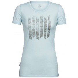 Icebreaker TECH LITE SS LOW CREWE SOUNDLESS - Damen T-Shirt